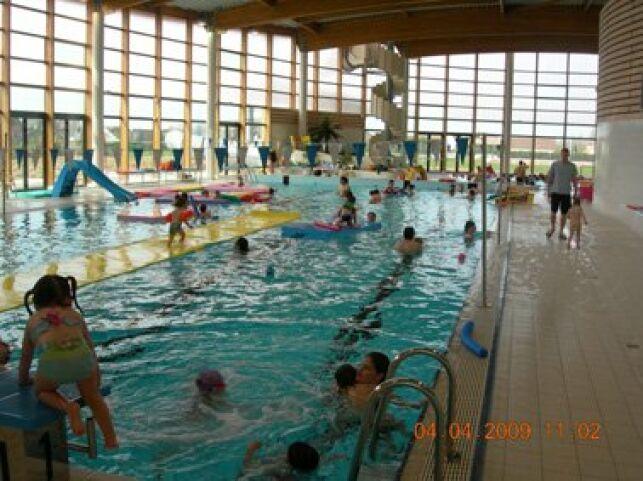 Centre nautique Aqualude à Nangis