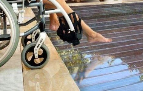 #PiscineReeducation  Idéal pour les personnes handicapées PMR HIDDEN POOL