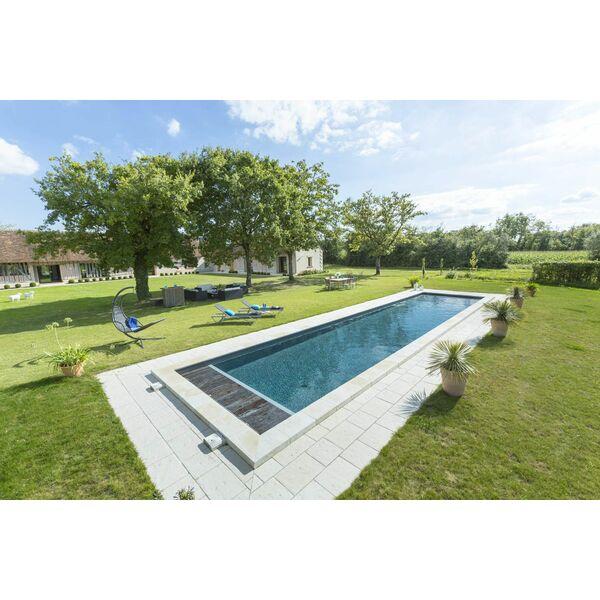 Institut de la piscine mondial piscine tours for Piscine tours 37