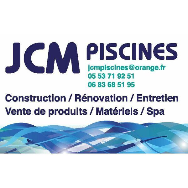 JCM Piscines Monflanquin Pisciniste