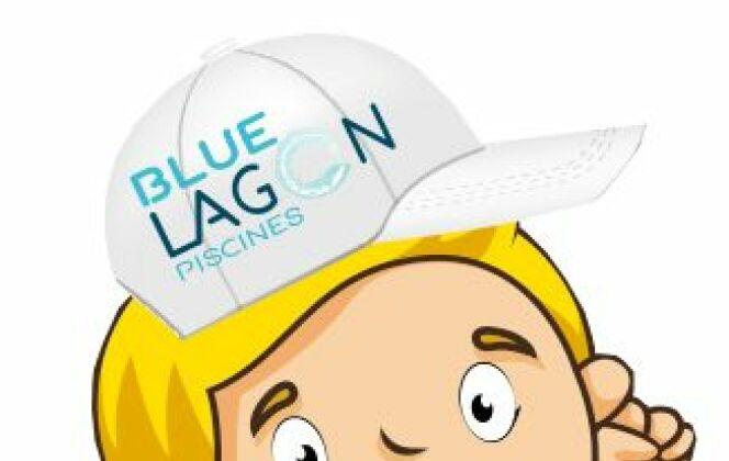 """mascotte du réseau """"Rés'O Blue Lagon"""" DR"""