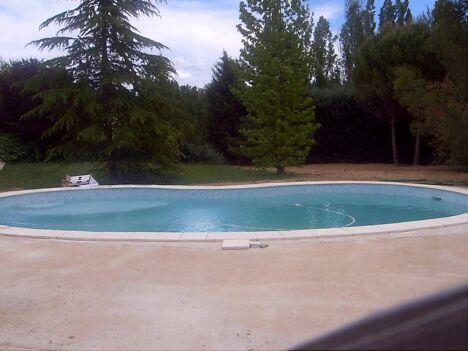 piscine béton armé monobloc