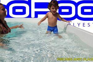plage des bassins pool7 et pool5 sopool pour boire l'apéritif ou simplement jouer
