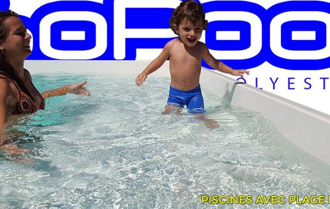 plage des bassins pool7 et pool5 sopool pour boire l'apéritif ou simplement jouer DR