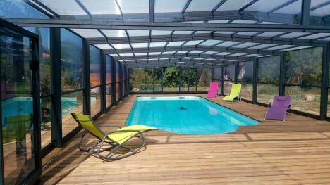 Abris de piscines - Fabrication française -