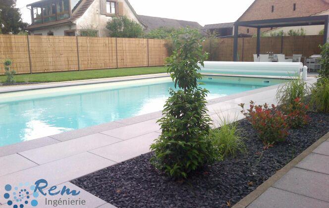 Construction de piscines traditionnelles DR