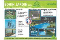 Bohin Jardin à Pierreville