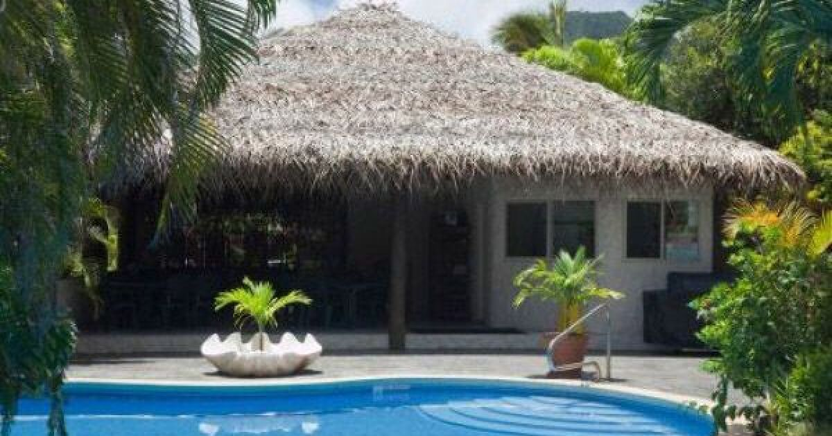 a quoi sert un pool house. Black Bedroom Furniture Sets. Home Design Ideas