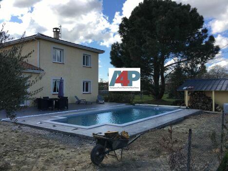 A4P (Piscines Desjoyaux) à Pamiers