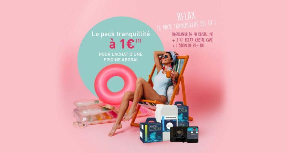 Aboral : le pack tranquillité à 1€ © Aboral