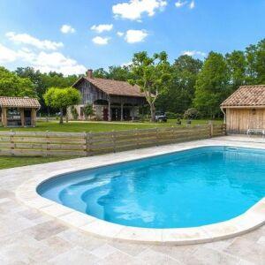 Une piscine en 4 jours, par Aboral