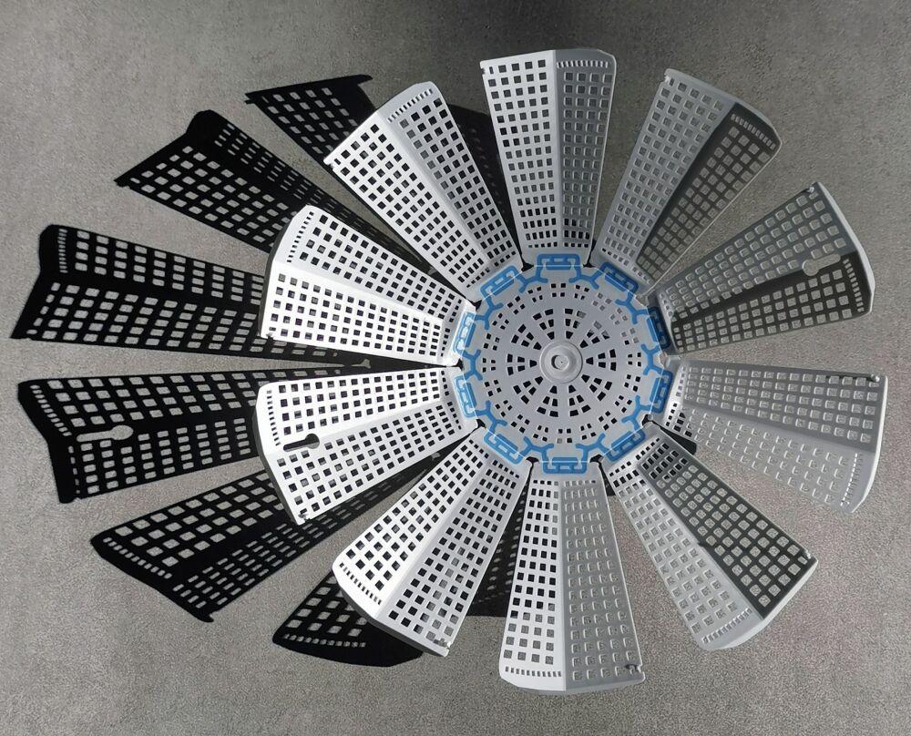ABPool développe un panier de skimmer universel: ISI-SKIM© ABPool
