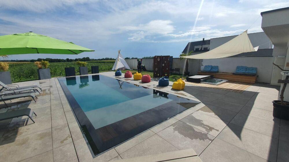 ABPool fête sa 200ème piscine ISI-MIROIR© ABPool - ISI-MIROIR