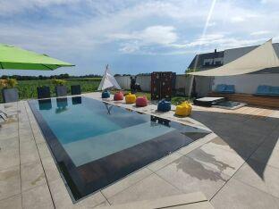 ABPool fête sa 200ème piscine ISI-MIROIR
