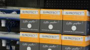 Nouveauté ABPool : ISI-PROTECT, le film adhésif amovible qui protège la ligne d'eau