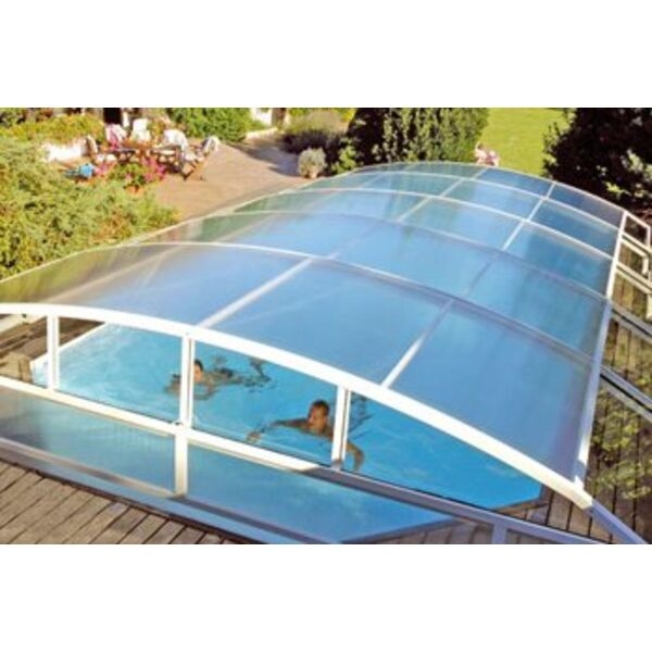 Abri de piscine coulissant haut de gamme brio abrid al for Piscine haut de gamme