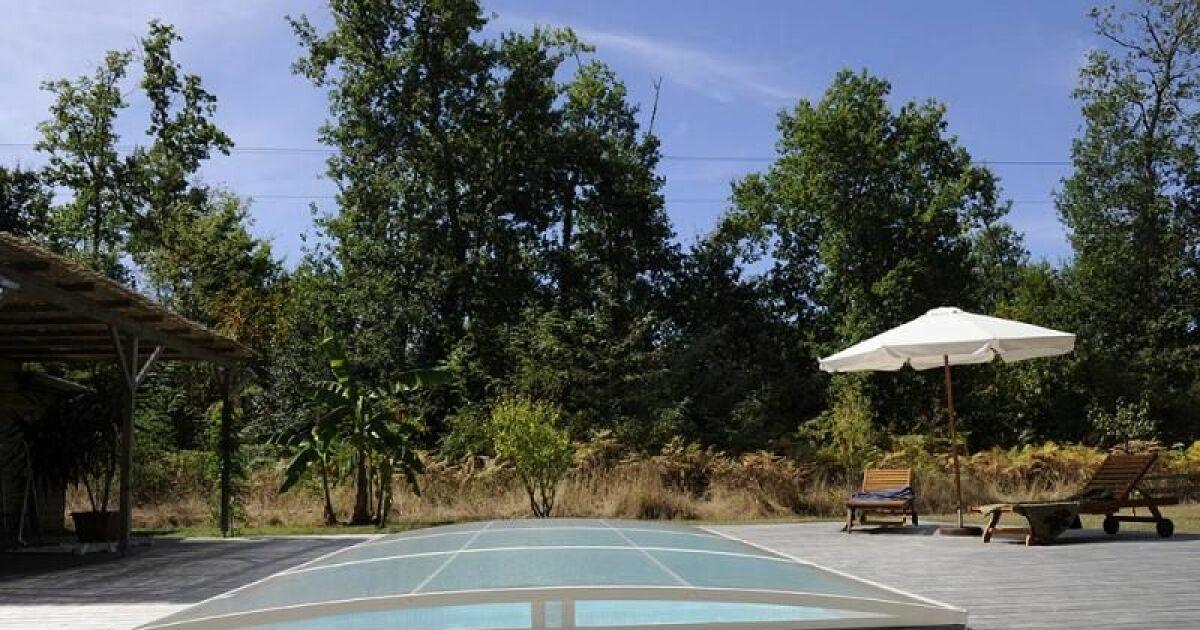Abri de piscine amovible primo version roman bas abrid al - Abri de piscine amovible ...
