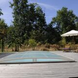 Photos d'abris de piscine plats