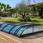 L'abri de piscine bas : comment bien le choisir?