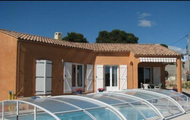 Abri de piscine en aluminium Sun Abris © Sun Abris