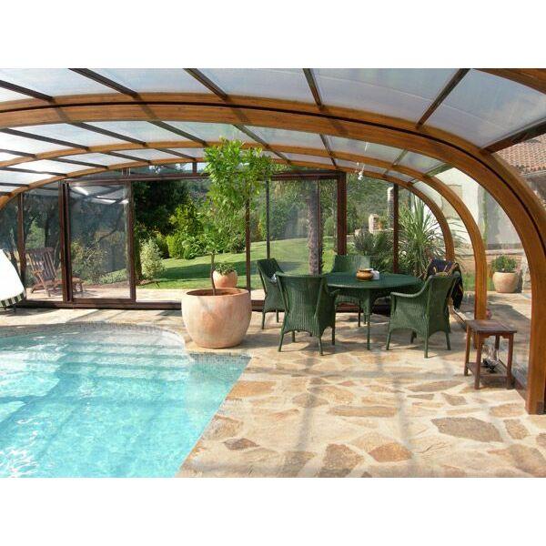 abri piscine bois interesting abris de piscine bois cintrs with abri piscine bois excellent. Black Bedroom Furniture Sets. Home Design Ideas