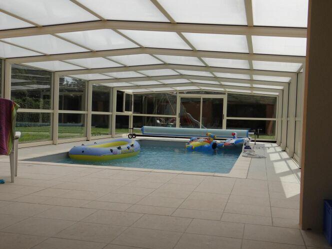 Abri de piscine haut Octavia