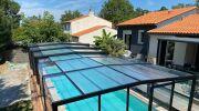 Abri d'Albret : des abris piscine résistants, fabriqués en France