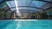 Hauteur d'un abri de piscine
