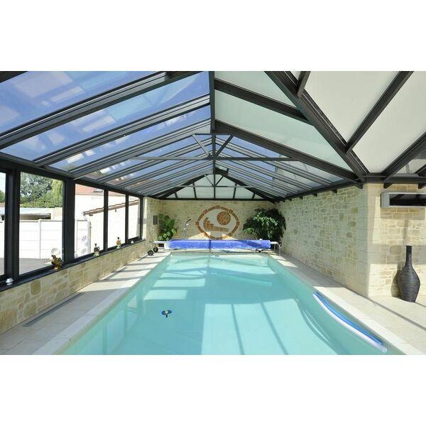 l 39 abri de piscine mural adoss votre maison. Black Bedroom Furniture Sets. Home Design Ideas