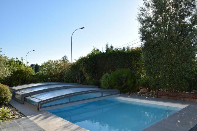 Abri de piscine Néo 30, Azenco
