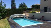 Fonctionnement d'un abri de piscine