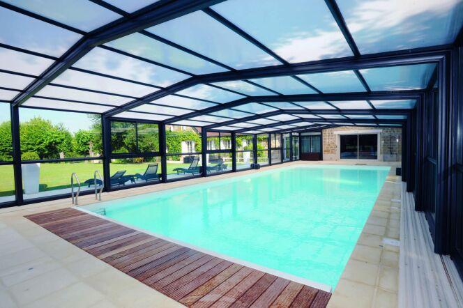 Abri de piscine par Rénoval