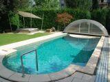 L'abri de piscine sur rails : un abri facile à déplacer