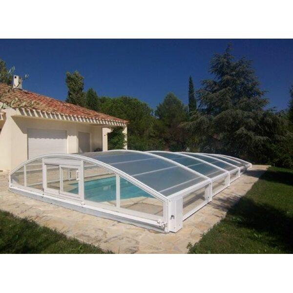 abri de piscine en aluminium sun abri. Black Bedroom Furniture Sets. Home Design Ideas