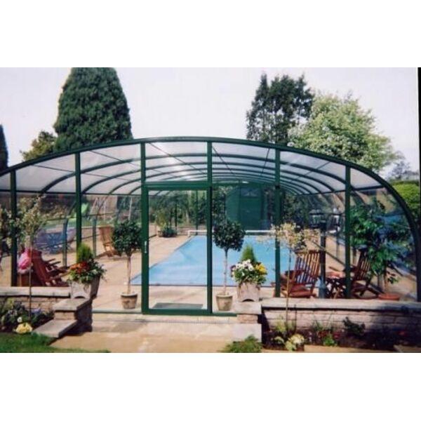 Abri de piscine v randa arqualand for Piscine veranda