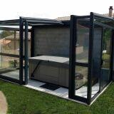 Terrasse mobile de piscine movingfloor d 39 octavia for Octavia abri piscine