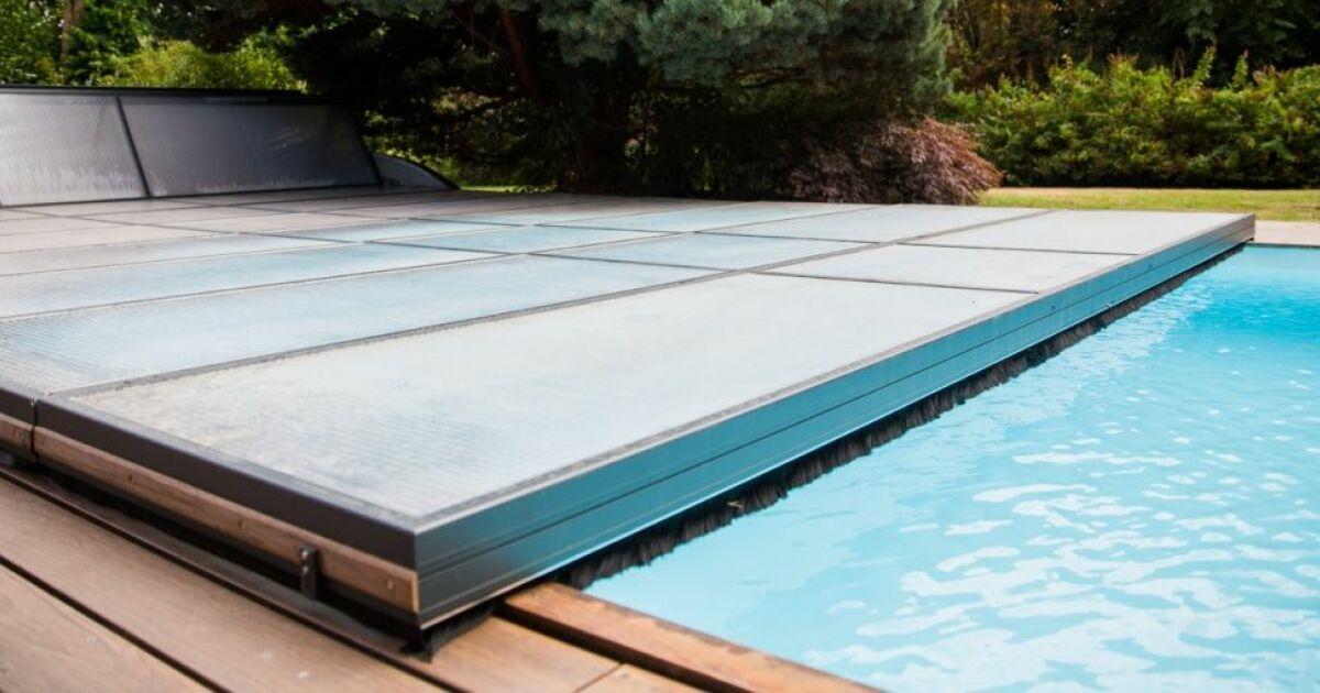 Nouveaut abrid al 2017 l abri plat piatto - Ideal protection piscine ...