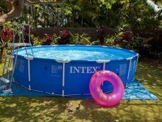 Abri pour piscines tubulaires et gonflables