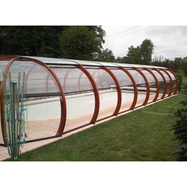 Abri piscine bois lamelle colle 28 images abri de for Abri piscine bois