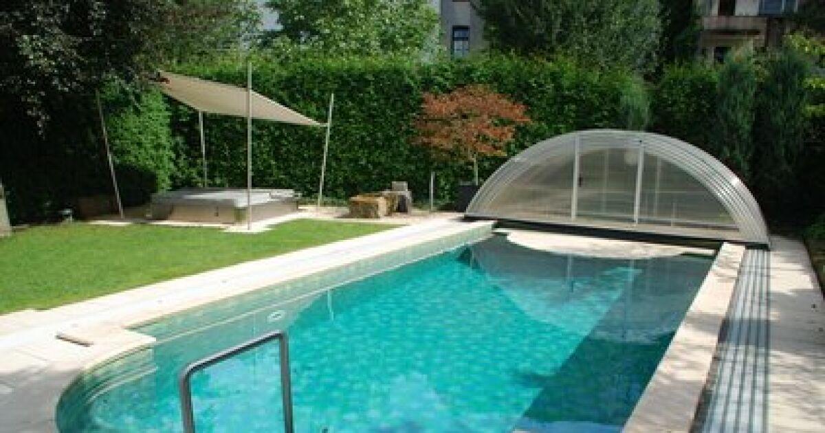 Produit abris de piscine d occasion choisir son abri for Piscine occasion