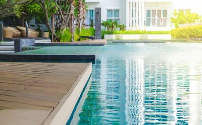 Acheter sa piscine sur un salon