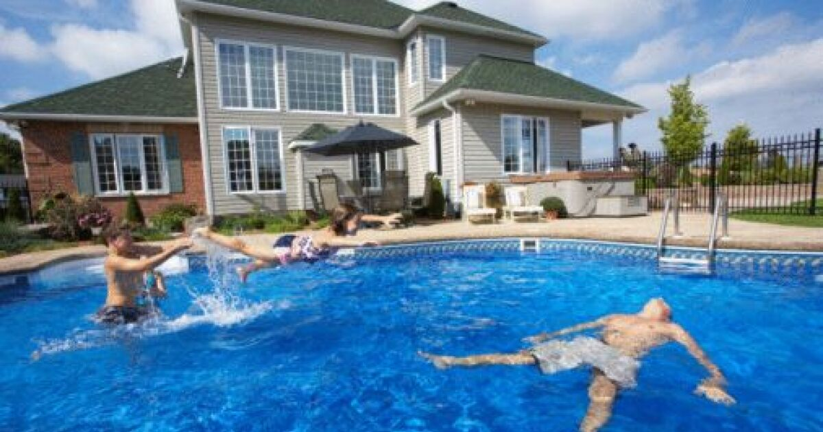 Acheter une maison avec piscine for Acheter une piscine