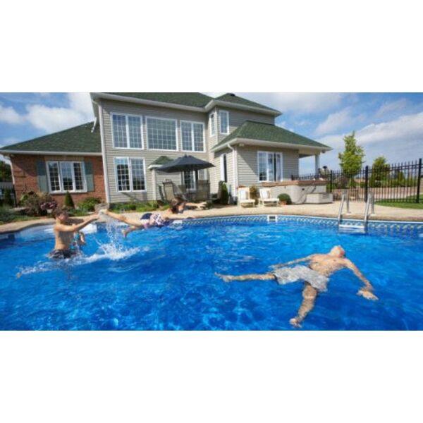 Acheter une maison avec piscine for Acheter une maison ouaga 2000