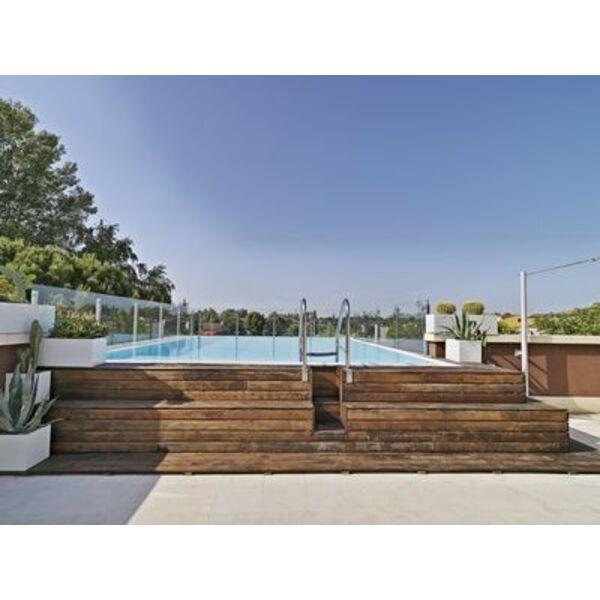 Acheter une piscine en bois pas cher for Piscine en bois rectangulaire pas cher