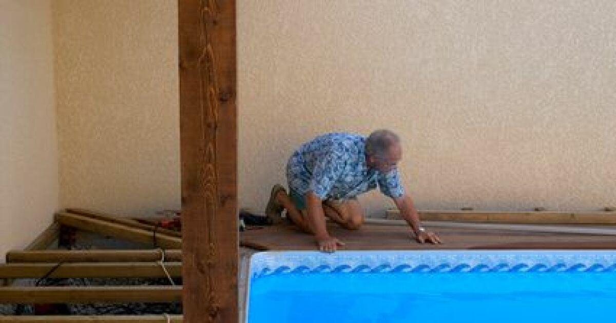 Acheter une piscine en kit ou en kit avec assistance for Acheter une piscine