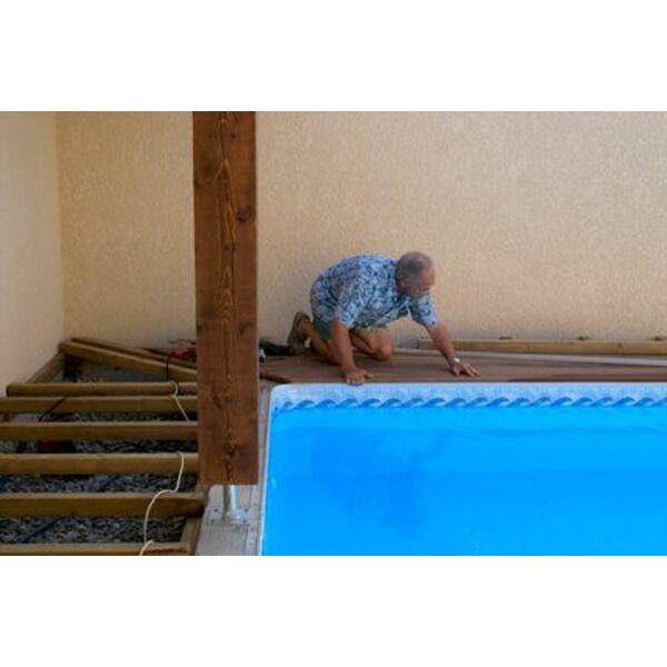 acheter une piscine en kit ou en kit avec assistance. Black Bedroom Furniture Sets. Home Design Ideas