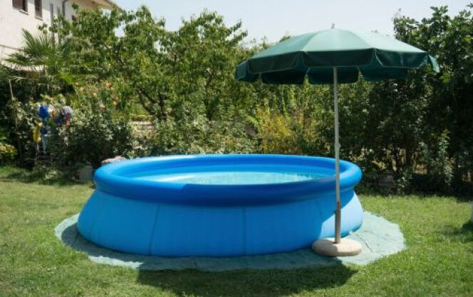 "Acheter une piscine gonflable pas cher  <span class=""normal italic petit"">© Thinkstock</span>"