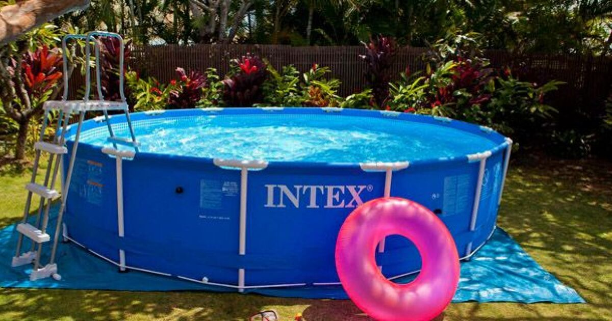 Piscine tubulaire ou gonflable for Ou acheter piscine