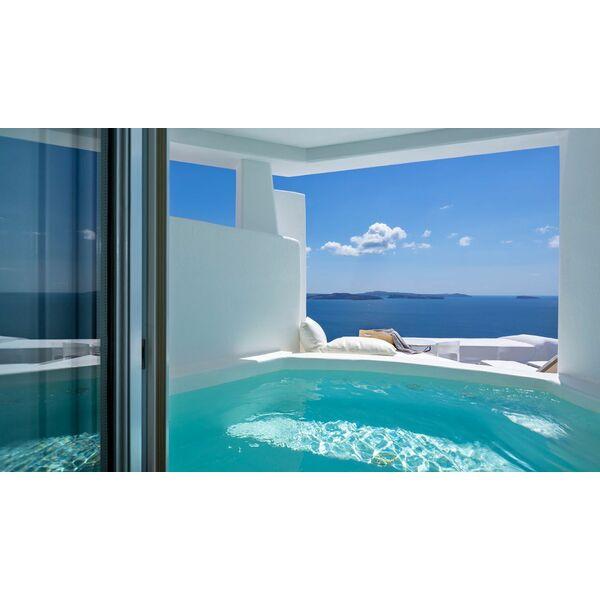 Hotel Luxe Santorin Promo