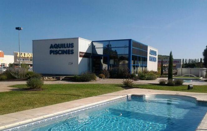 ADS (Aquilus Piscines et Spas) à Saint-Rémy © ADS (Aquilus Piscines et Spas)